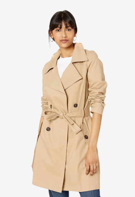 The Drop Elisa Trench Coat