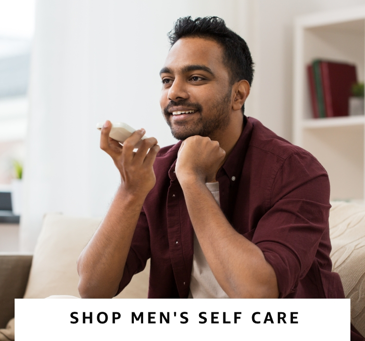 Shop Men's Self Care