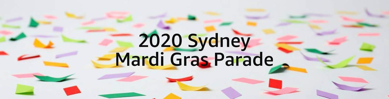 2020 Sydney Mardi Gras Parade