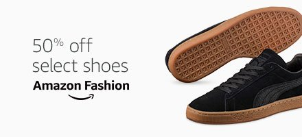 50% off select shoes