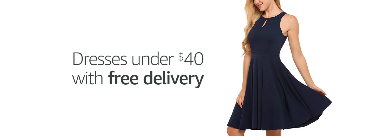 Dresses under $40