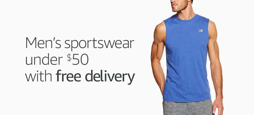 Men's sportswear under 50$