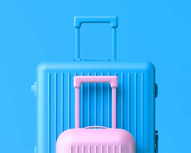Save on Samsonite luggage
