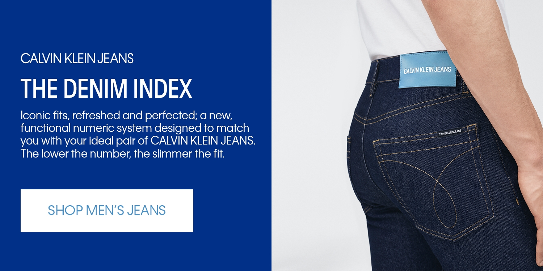 Calvins Klein Men's Jeans
