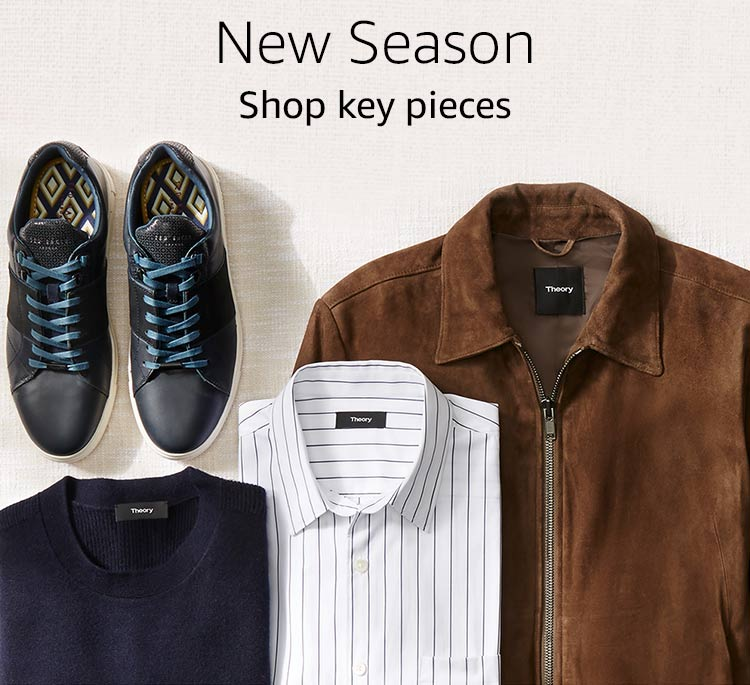New Season Key Pieces