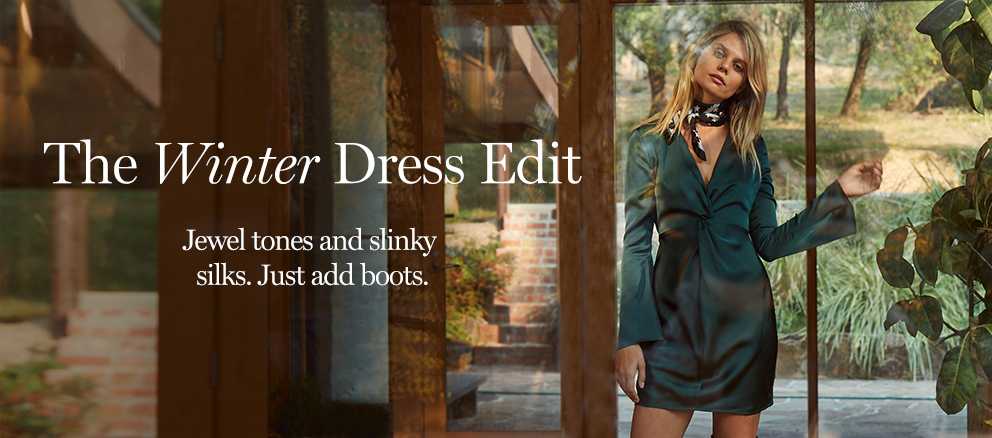 Winter Dress Edit