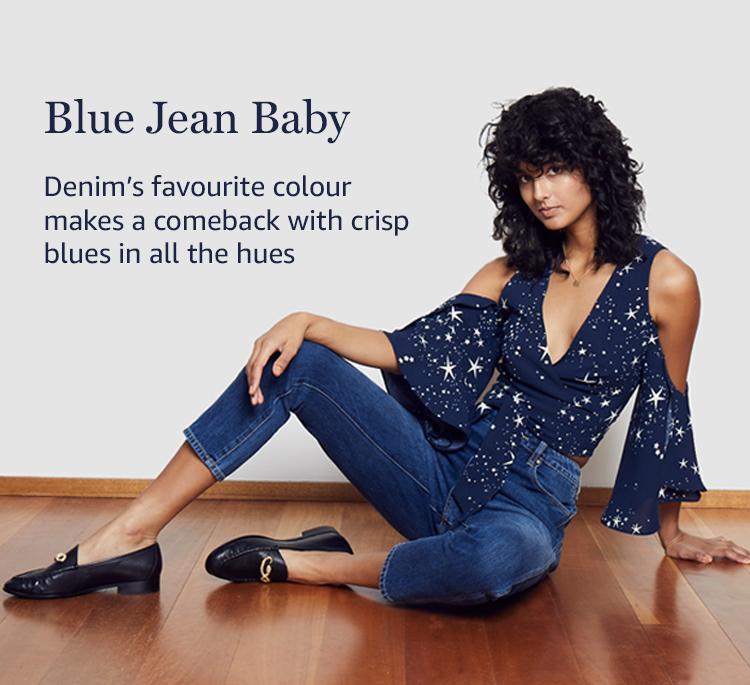 Blue Jean Edit