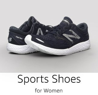 Women's Sport Shoes