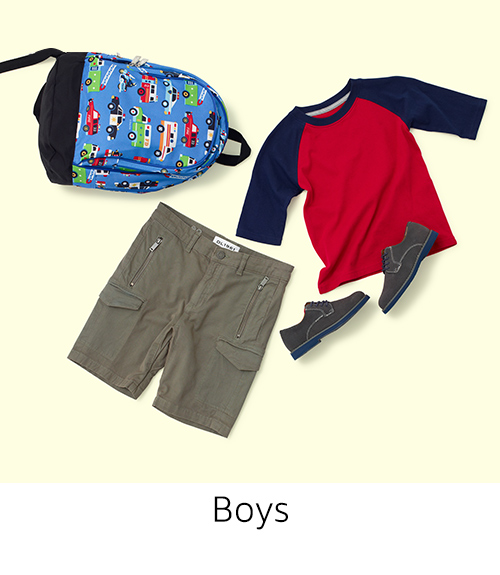 Shop boys' fashion