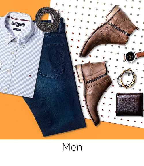 Shop men's fashion
