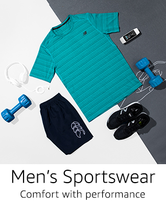 Shop sportswear for men