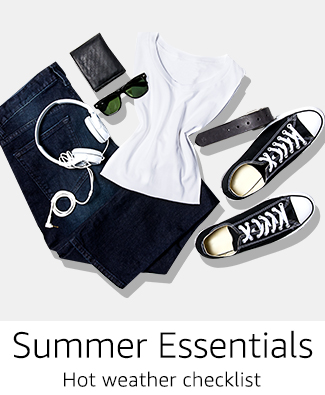 Shop summer essentials for men