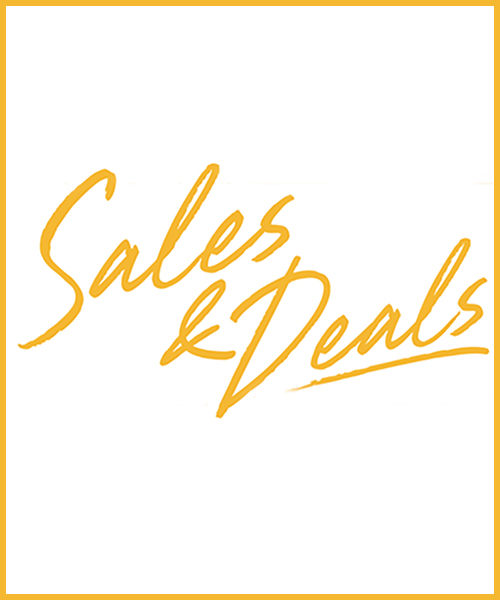 fashion sales & deals