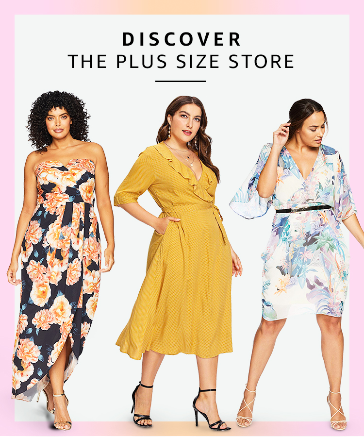 Plus Size Shop