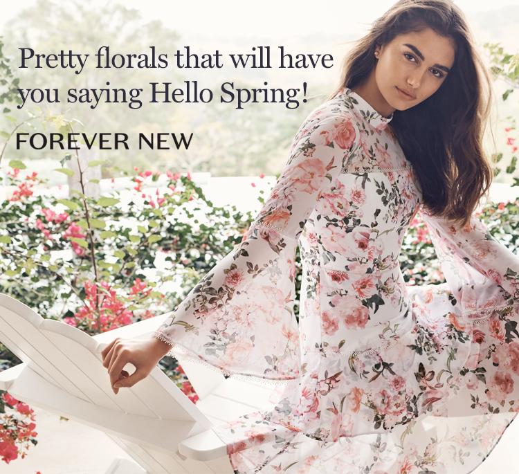 Forever New Spring