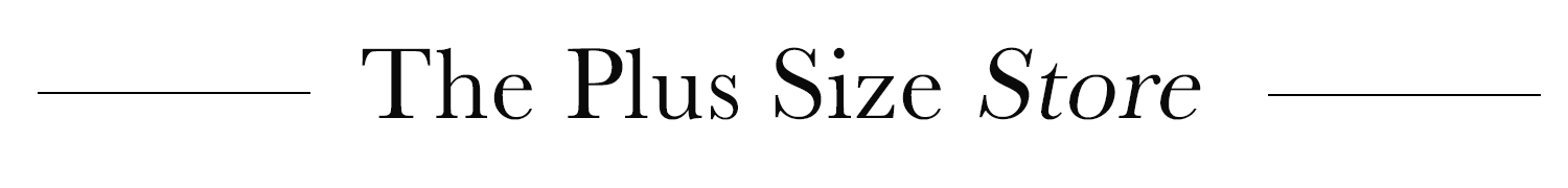 Plus Size Banner