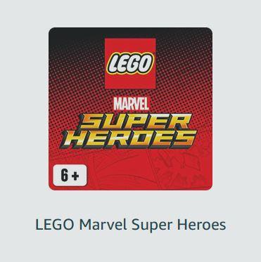 LEGO SUPERHERO
