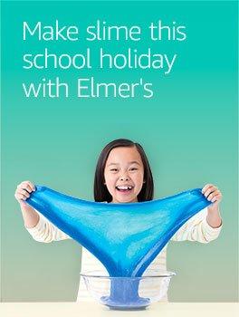 Want to make Slime? Shop Elmer's glue