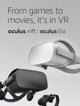 oculus Virtual Reality