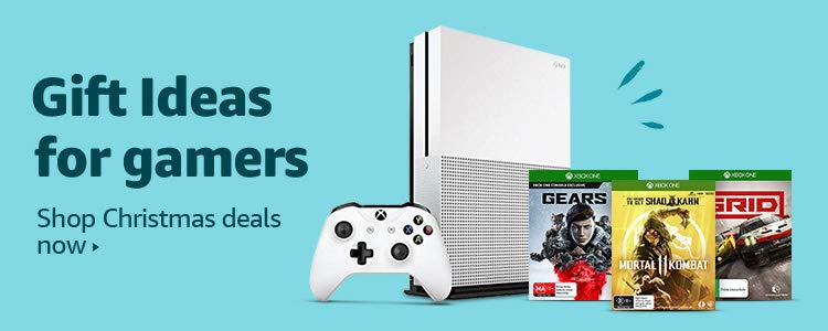 Gift Ideas for gamers. Shop Holiday deals
