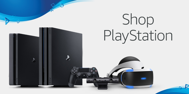 Shop PlayStation