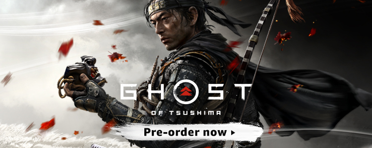 Pre-order Ghost of Tsushima