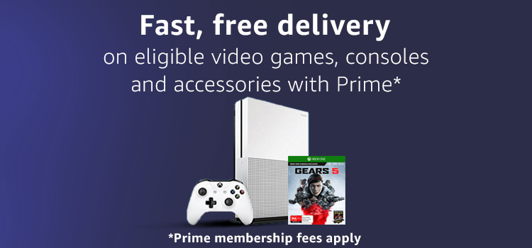 Fast, free delivery on eligible video games, consoles and accessories