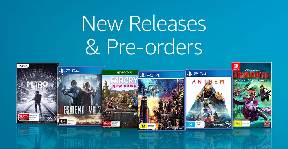 New releases