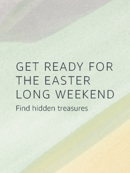 Get Ready for the Easter long weekend. Find hidden treasures