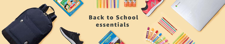 Shop Back to School Essentials