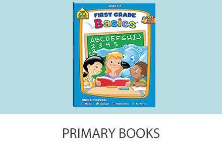 Primary Books, K-6