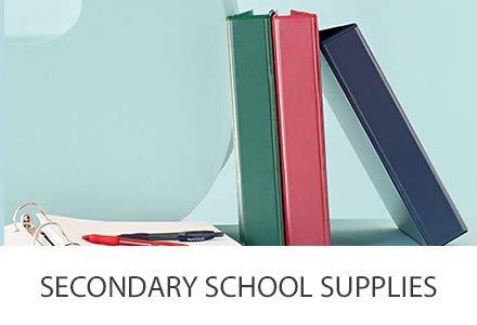 Secondary School Supplies