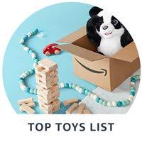 Top Toys List