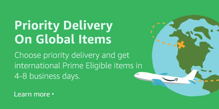 Priority Delivery on Global Items