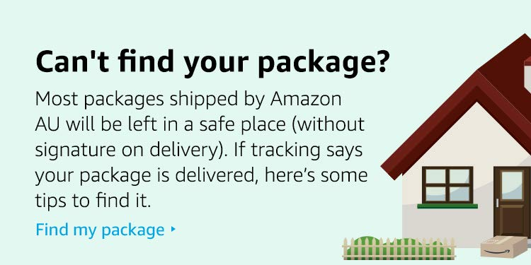 Find your package