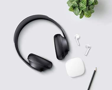 Discover headphones from top brands
