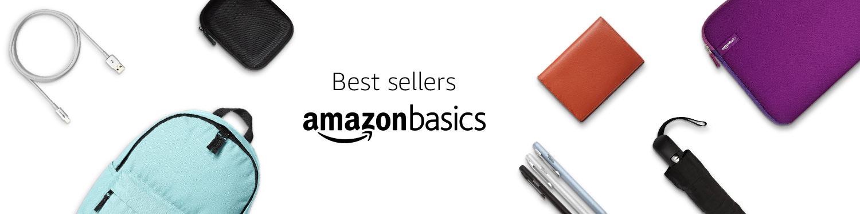 Best Sellers AmazonBasics