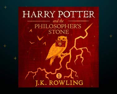 Stream Harry Potter and the Philosophers Stone free on Audible Stories