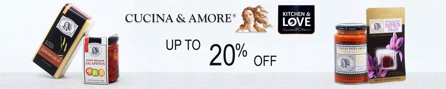 Up to 20% off Kitchen and Love