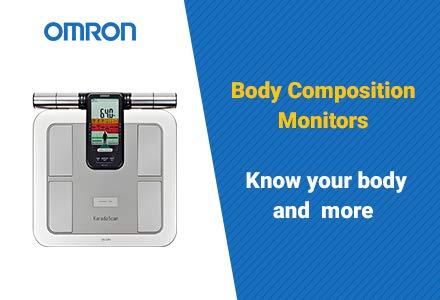 Body composition monitors