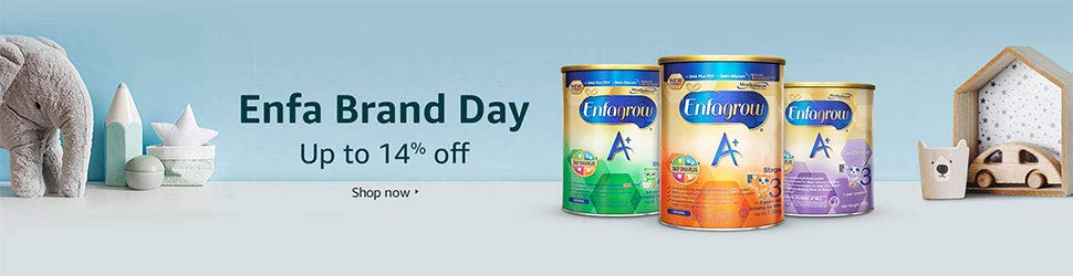 Enfa Brand Day - Up to 14% off