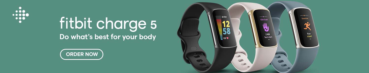 Fitbit Charge 5 New Launch