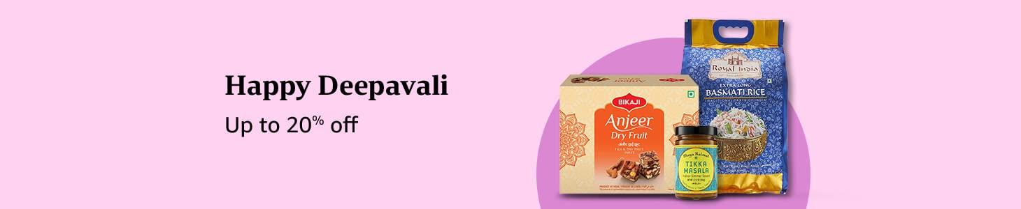 Happy Deepavali Up to 20% off