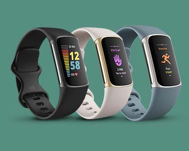 Newly launched - Fitbit Charge 5 fitness tracker