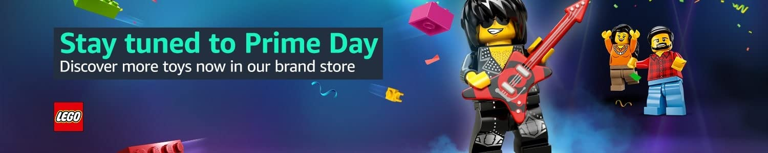 Prime Day deals   Up tp 30% off selected toys