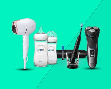 Up to 50% off Philips Personal Care Products