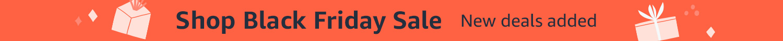 Shop Black Friday sale new deals added