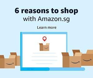 6 reasons to shop with Amazon.sg