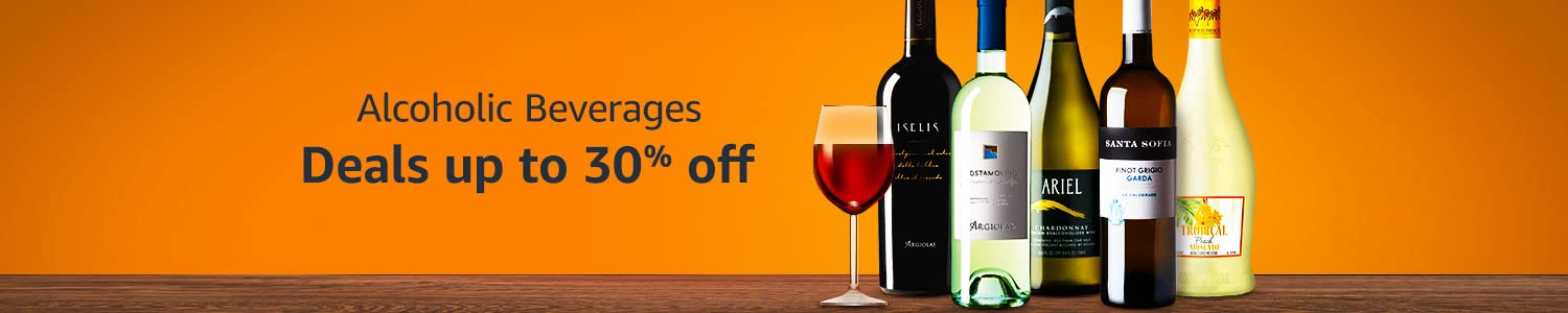 Alcoholic Beverages Fair | Deals up to 30% off
