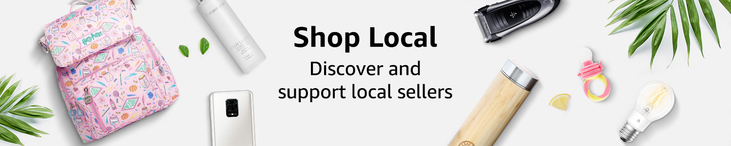 Shop Local. Discover and support local sellers.